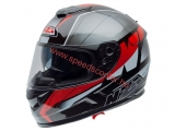 NZI MEGA BLACK RED